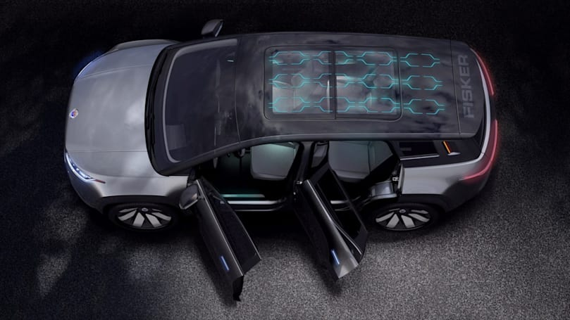 Fisker's affordable all-electric SUV is called 'Ocean'