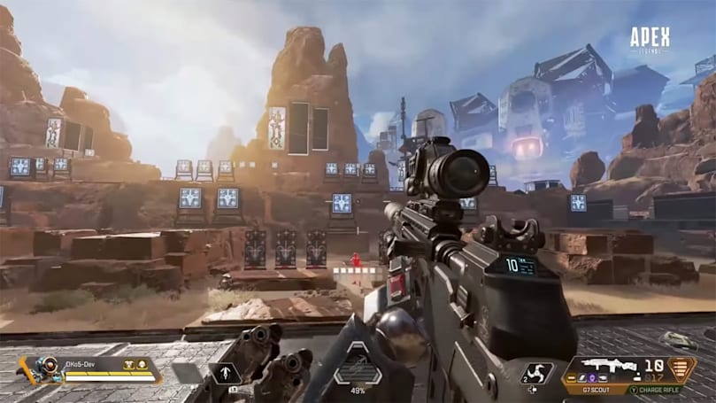 Improved 'Apex Legends' training zone better prepares you for combat