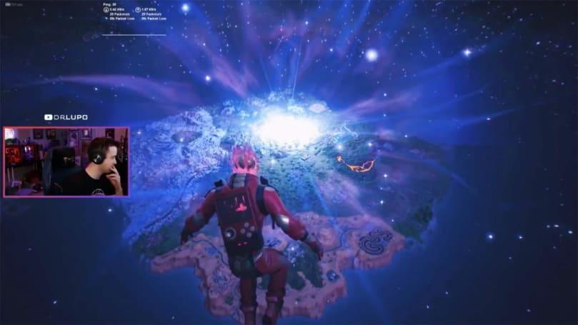 Original 'Fortnite' map vanishes in a cataclysmic event
