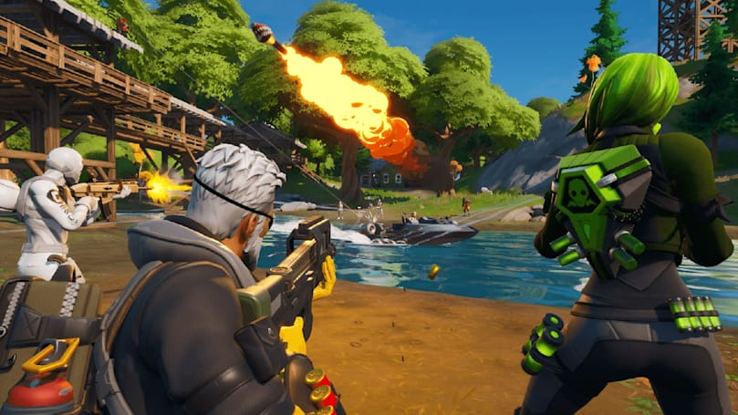 YouTube star Jarvis banned from 'Fortnite' over cheating