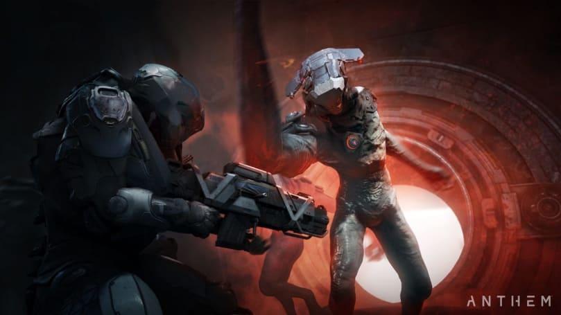 BioWare may revamp 'Anthem' in a bid to save it
