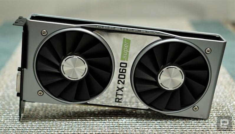 NVIDIA RTX 2060 Super and 2070 Super review