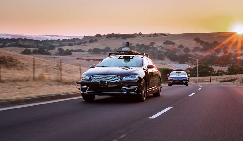 Amazon invests in a self-driving car startup