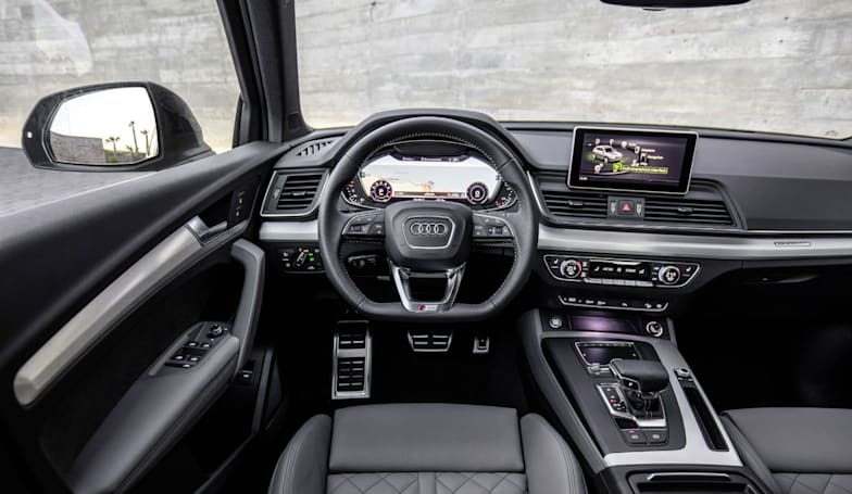 Samsung's first Exynos Auto chip is coming to future Audi cars