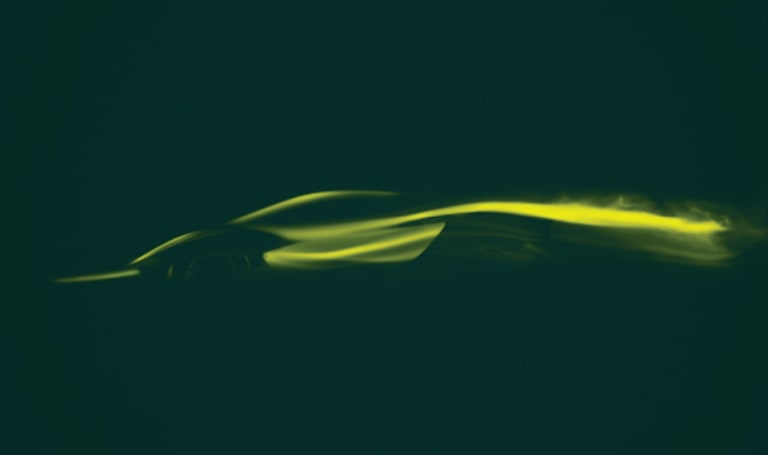 Lotus teases the Type 130, 'the world's first electric British hypercar'
