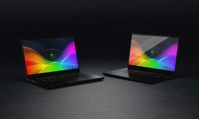 Razer's new Blade 15: OLED display, RTX graphics and 9th-gen Intel