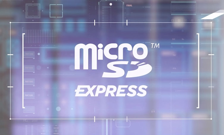 microSD Express unlocks hyper-fast data speeds for mobile devices