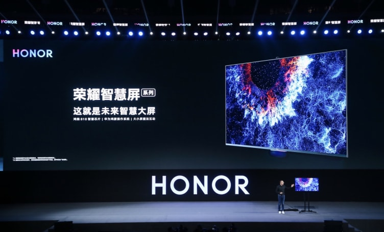 Huawei's Android alternative powers Honor's first smart TV