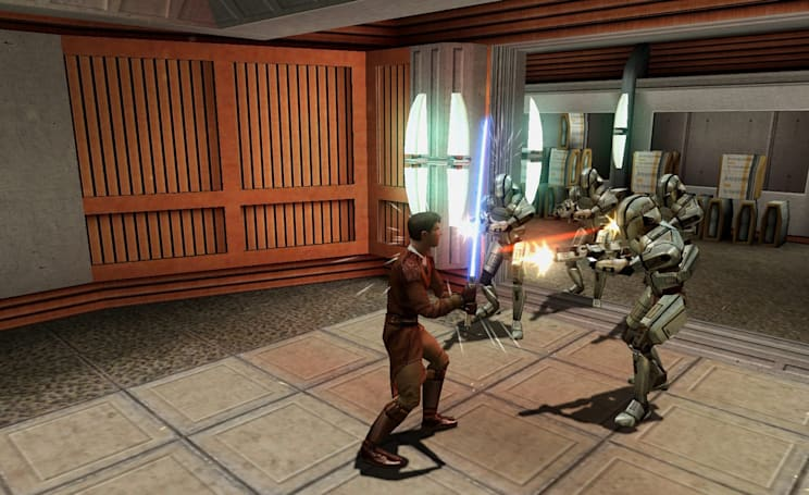 'Knights of the Old Republic' could become a Star Wars movie