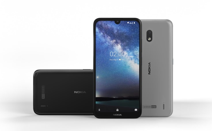 Nokia's new budget phone has a dedicated Google Assistant button
