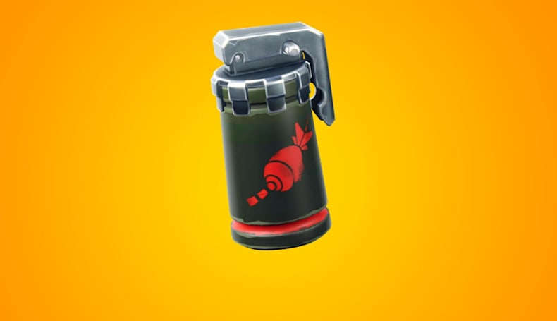'Fortnite's' latest weapon lets you summon air strikes with a grenade