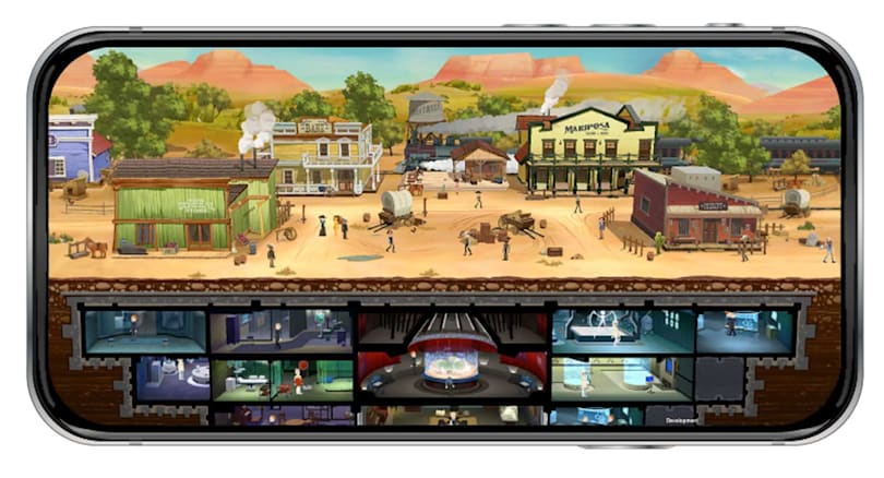 'Westworld Mobile' game pulled following Bethesda lawsuit