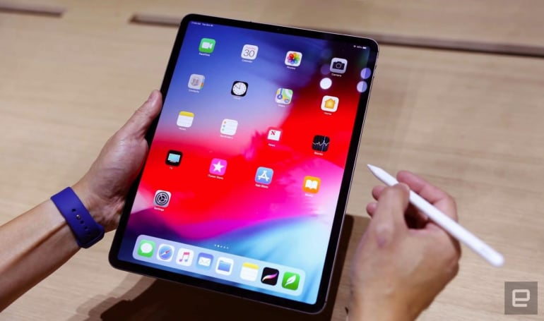 Apple responds to reports of bent iPad Pros