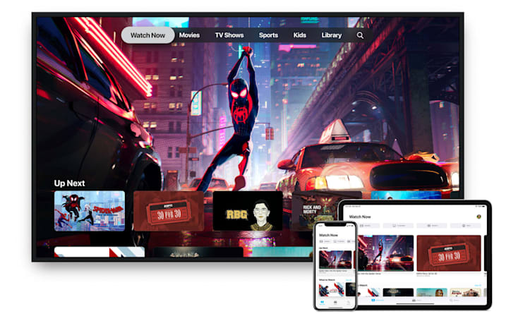 Apple's redesigned TV app arrives today
