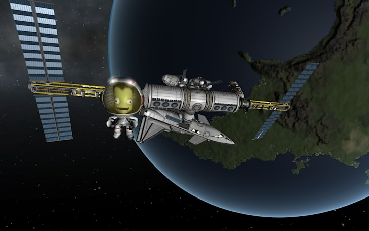 'Kerbal Space Program' gets an interstellar flight sequel