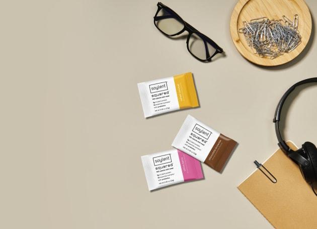 Soylent launches 100-calorie 'mini-meal' bar