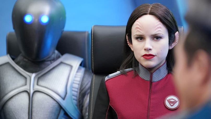 'The Orville' will return for a third season on Fox