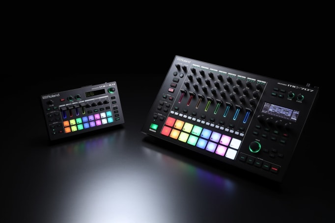Roland's pioneering MC groovebox line is back