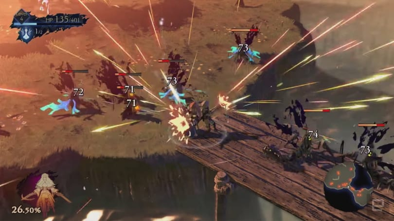 Throwback action-RPG 'Oninaki' releases August 22nd