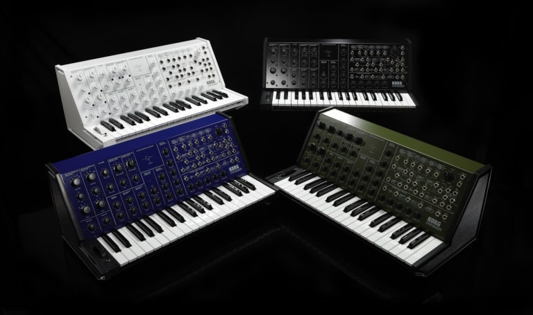 Korg unveils a full-sized, assembly-free MS-20