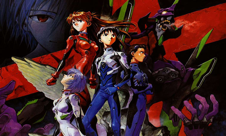 The Engadget Staff on 'Neon Genesis Evangelion'