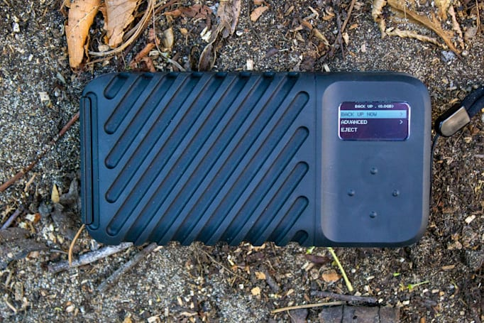Gnarbox 2.0: Portable media management for the outdoor crowd