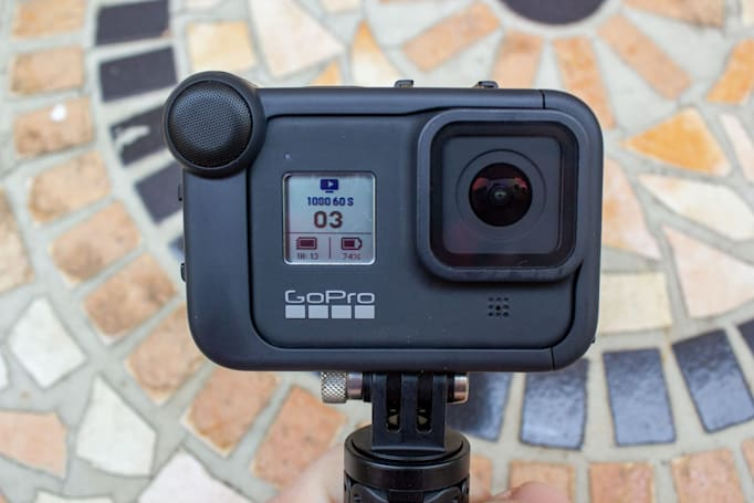 GoPro's Media Mod is an upgrade for vloggers on the go