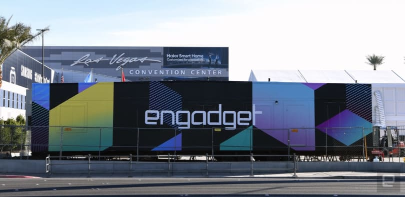 Greetings from CES 2020!