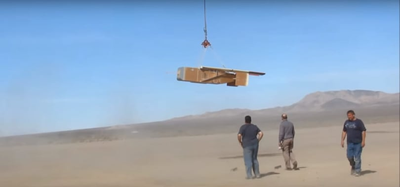 Disposable delivery drones pass test with US Marines