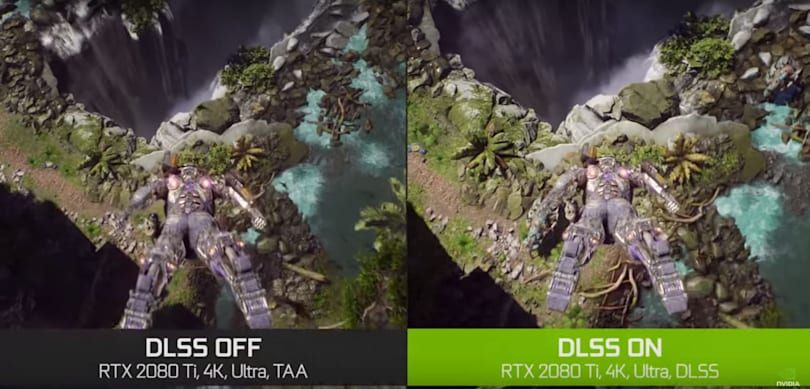 'Anthem' patch taps into NVIDIA's AI-powered antialiasing