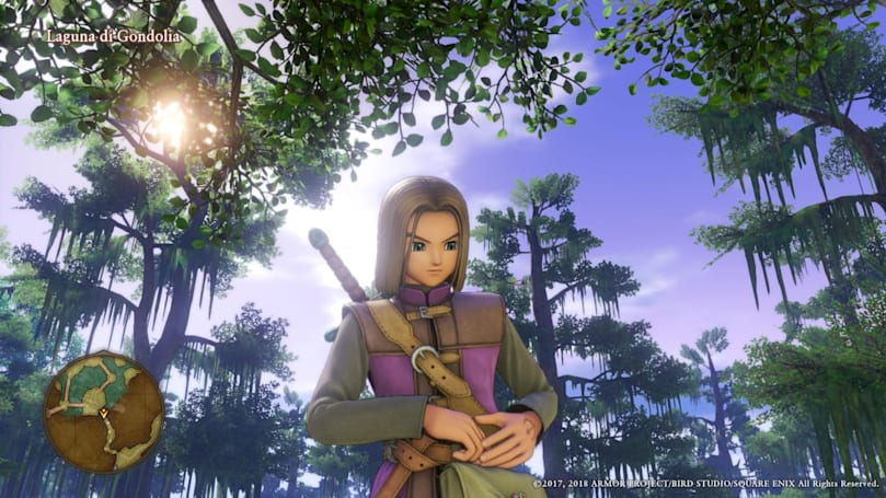 'Dragon Quest XI' is coming to Switch, at least in Japan