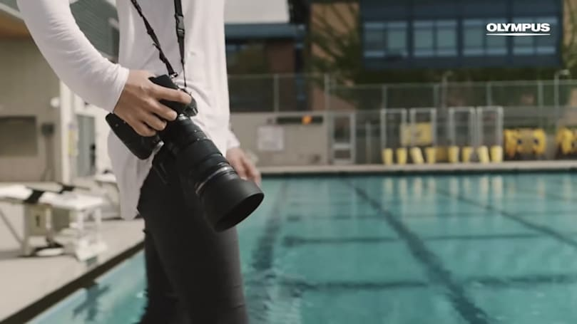 Olympus is launching a high-end sports-oriented camera this month