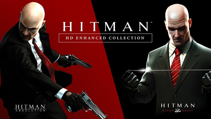 'Hitman: Absolution' and 'Blood Money' remasters arrive January 11th
