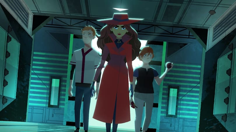 Watch the trailer for Netflix's 'Carmen Sandiego' reboot