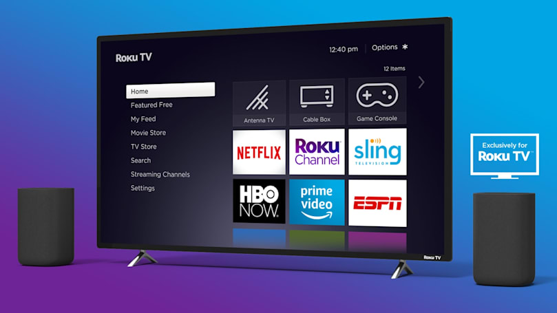 A new Alexa skill lets you control your Roku devices
