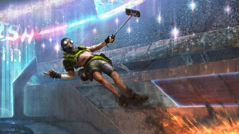 Esports return to the X Games with 'Apex Legends'