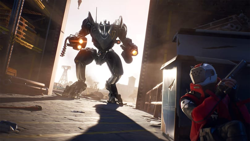 'Fortnite' season 10 adds giant two-person mechs