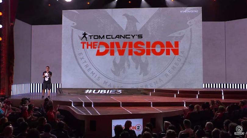 'Tom Clancy's The Division' movie is coming to Netflix