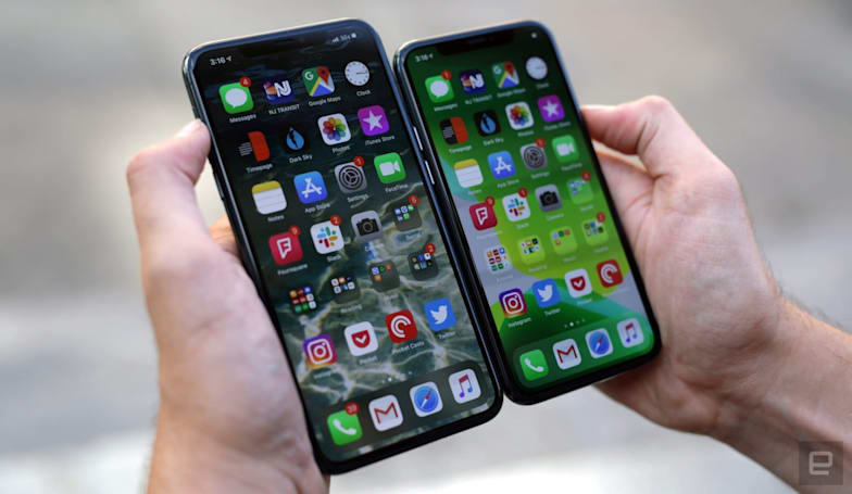 The iPhone 11 Pro Max has 23 percent more battery capacity than the Pro