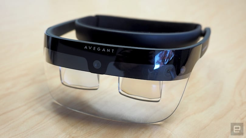 AR firm Avegant cuts half its workforce and picks new CEO