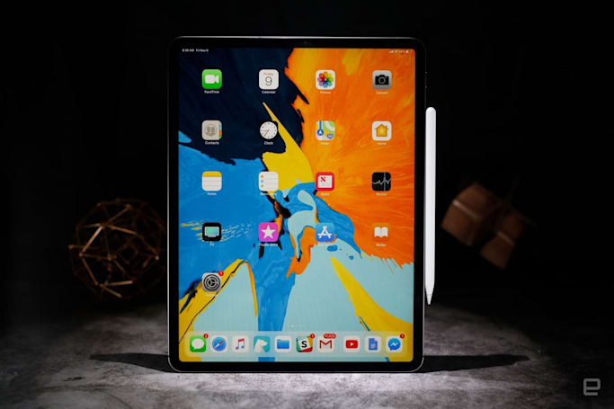 Apple explains iPad Pro build process in response to bending concerns