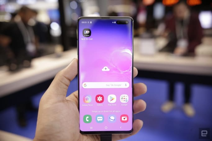 AT&T's Galaxy S10 5G arrives June 17th, but only for business