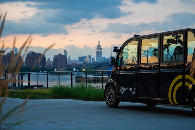 NYC's first self-driving shuttle service launches tomorrow
