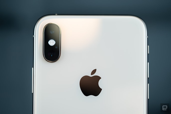 Apple's 2020 iPhones may use laser-assisted 3D cameras