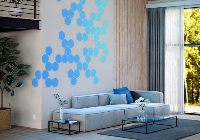 Nanoleaf's next light panels will apparently learn and adapt to you (updated)