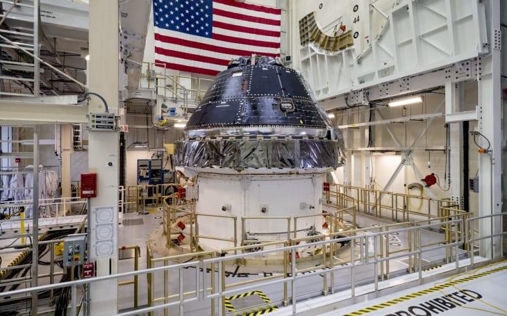 Lockheed Martin will help take NASA astronauts back to the Moon