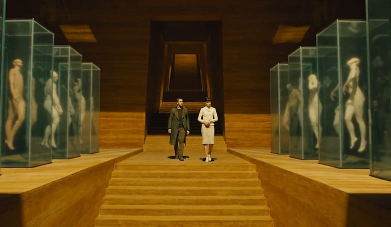 'Blade Runner 2049' VFX reel breaks down that unexpected reveal