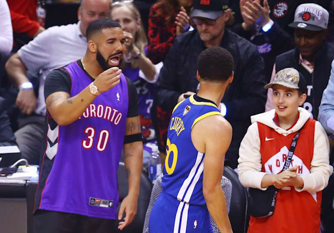 Drake sparks hundreds of fake eBay listings for Steph Curry's hair lint