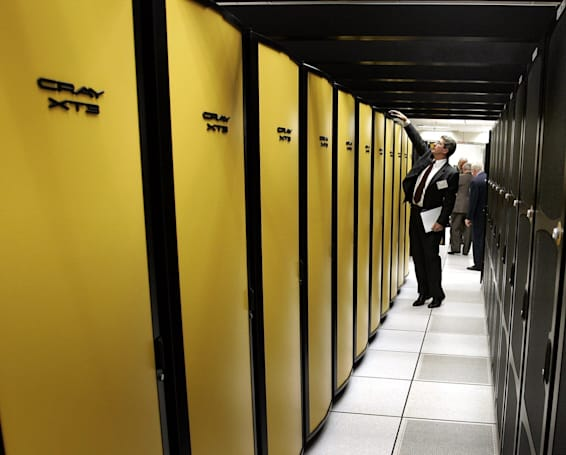HP Enterprise is acquiring supercomputing giant Cray