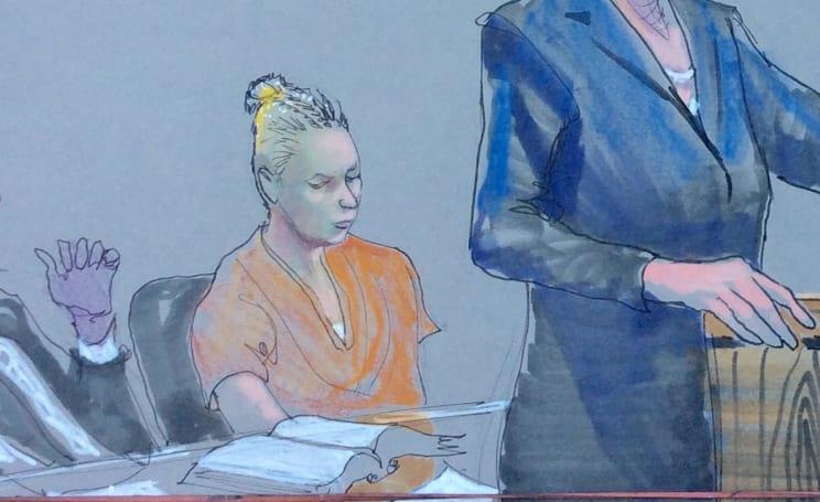 NSA leaker Reality Winner sentenced to 5 years in prison